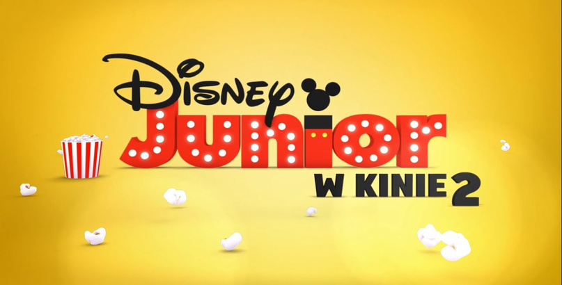 Disney Junior w Kinie